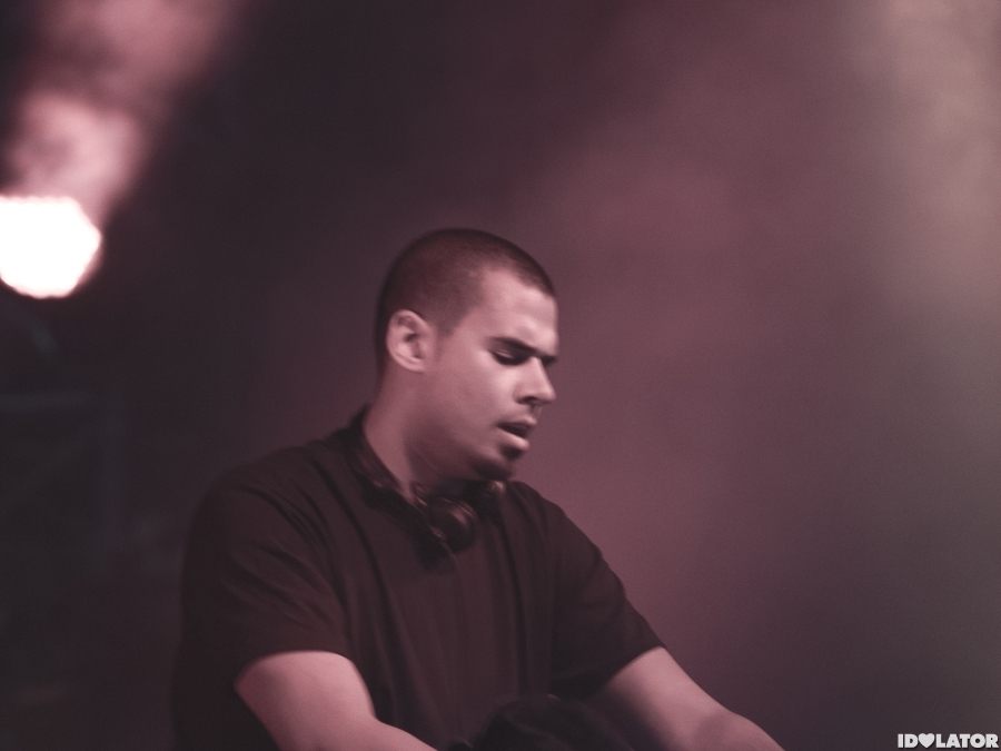 Afrojack: Coachella 2012