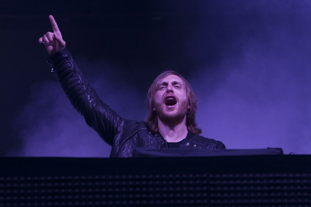 David Guetta Coachella 2012