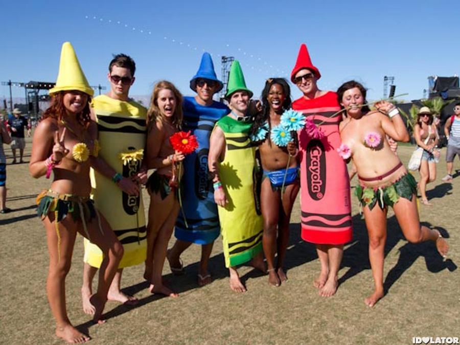 Coachella 2012: WTF Looks