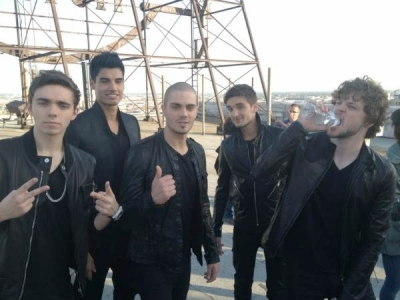 The Wanted Chasing The Sun music video