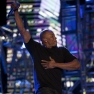 Dr. Dre performs at Coachella