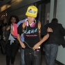 Justin Bieber London Airport