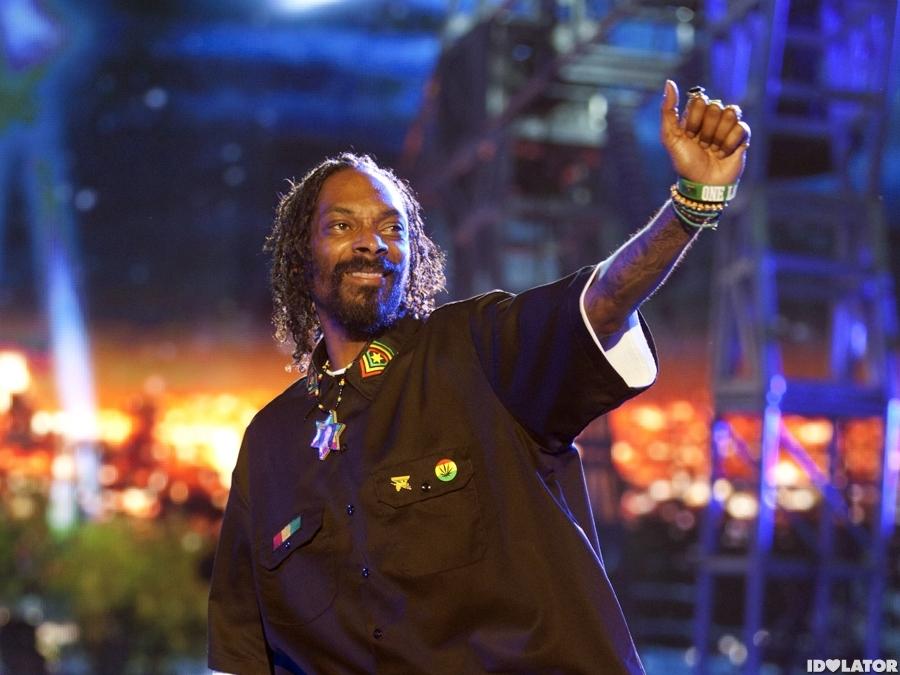 Snoop Dogg: Coachella 2012
