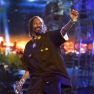 Snoop Dogg performs at Coachella 2012