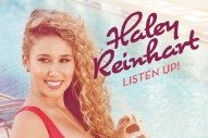 Haley Reinhart Reveals 'Listen Up!' Track Listing