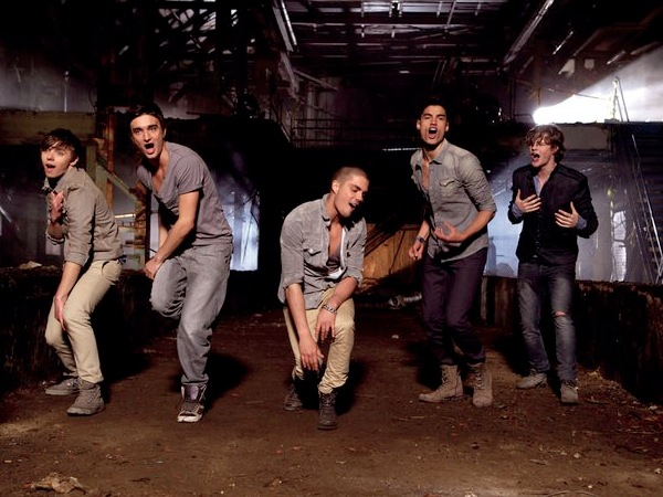 The Wanted warehouse photo promo video