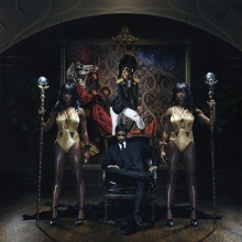 Santigold Master Of My Make-Believe album art