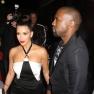 Kanye West Kim Kardashian Tribeca Film Festival