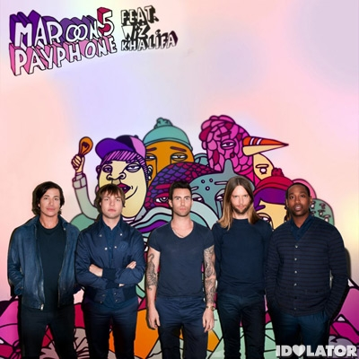 Maroon-5-Payphone-Album-Cover