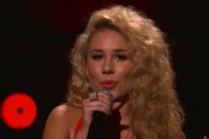 "Haley Reinhart Performs ""Free"" On 'Conan'"