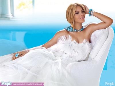 Beyonce: World's Most Beautiful Woman