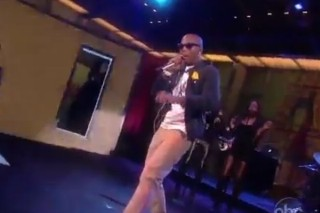 """B.o.B Performs """"So Good"""" On 'The View'"""
