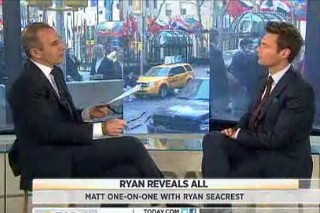 Ryan Seacrest Joining NBC — But Will He Take Matt Lauer's Job On 'Today'?