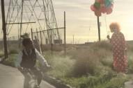 "Steve Aoki, Kid Cudi & Travis Barker's ""Cudi The Kid"" Video: Watch"