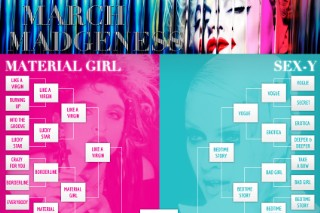 Madonna March Madness: The Winner Is…