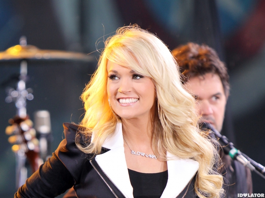 Carrie Underwood On 'Good Morning America'