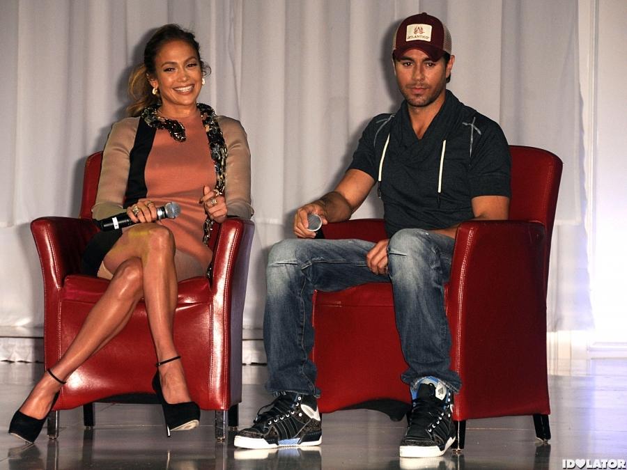 Jennifer Lopez And Enrique Iglesias Announce Tour Dates