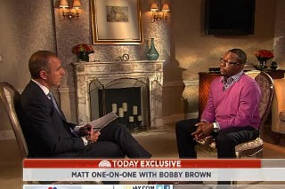 Bobby Brown's 'Today' Interview With Matt Lauer About Whitney Houston: Watch Part 2