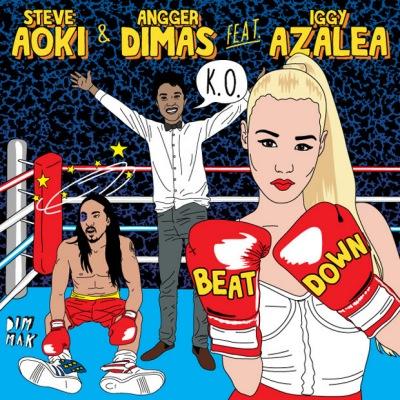 Steve Aoki Iggy Azalea Beat Down