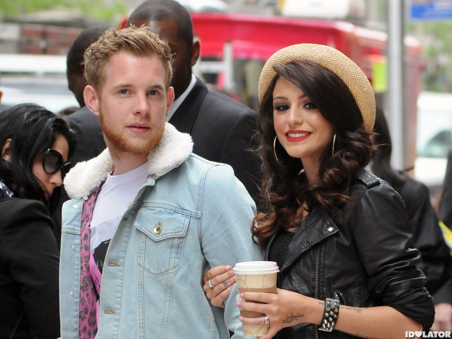 Cher Lloyd And Her Man