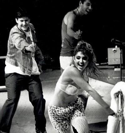 Madonna Beastie Boys Adam Yauch