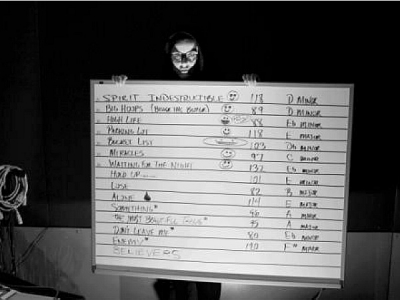 Nelly Furtado Spirit Indestructible tracklist