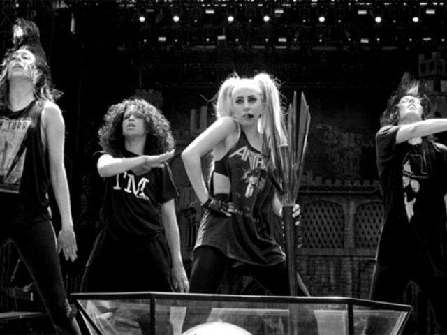 Lady Gaga's Born This Way Ball Tour Photos