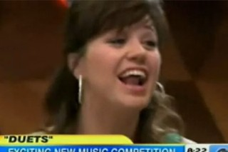 Watch Kelly Clarkson And The Other 'Duets' Judges On 'Good Morning America'