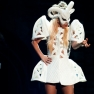 Lady Gaga on Stage