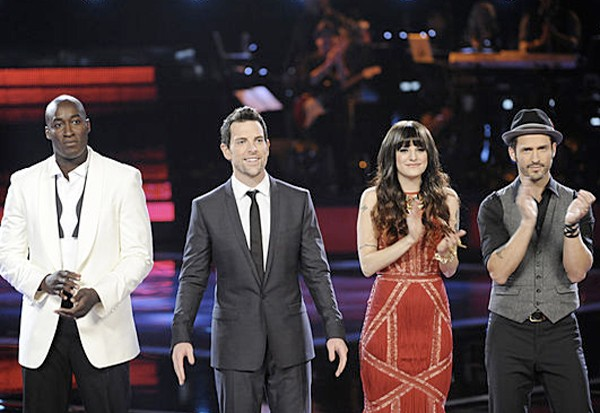 the voice season 2 finale