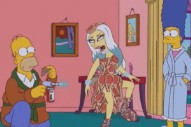 Lady Gaga On 'The Simpsons': Watch A Preview