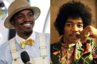 Jimi Hendrix's Estate Isn't On Board With Andre 3000-Starring Biopic