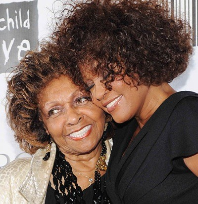 Cissy Houston Whitney Houston
