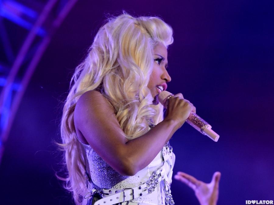 Nicki Minaj: Wango Tango 2012