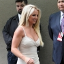 Britney Spears tight dress