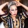 Lady Gaga Backstage