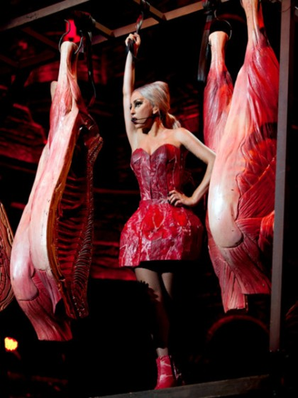 Lady Gaga's Born This Way Ball: More Tour Photos