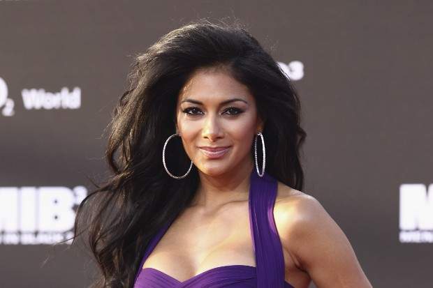 Nicole Scherzinger Red Carpet