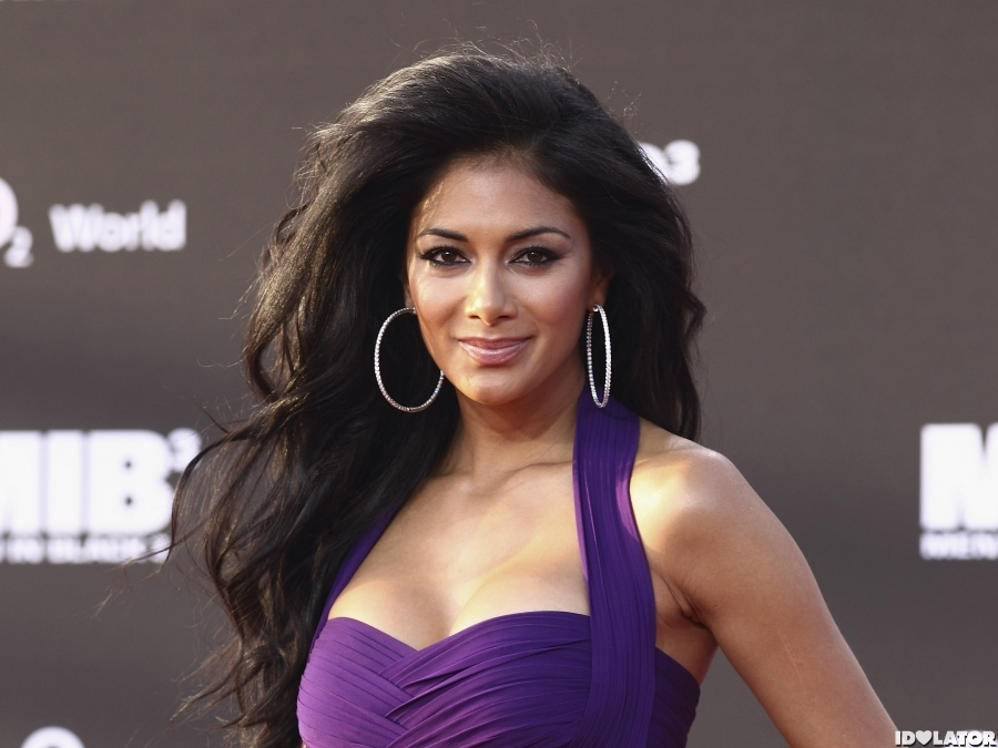 Nicole Scherzinger: 'Men In Black III' Germany Premiere