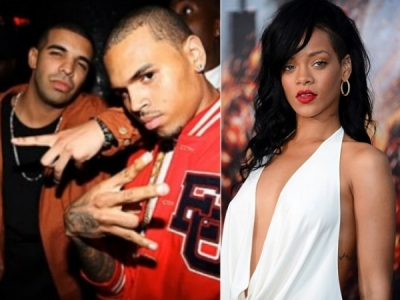 Rihanna Chris Brown Drake diss
