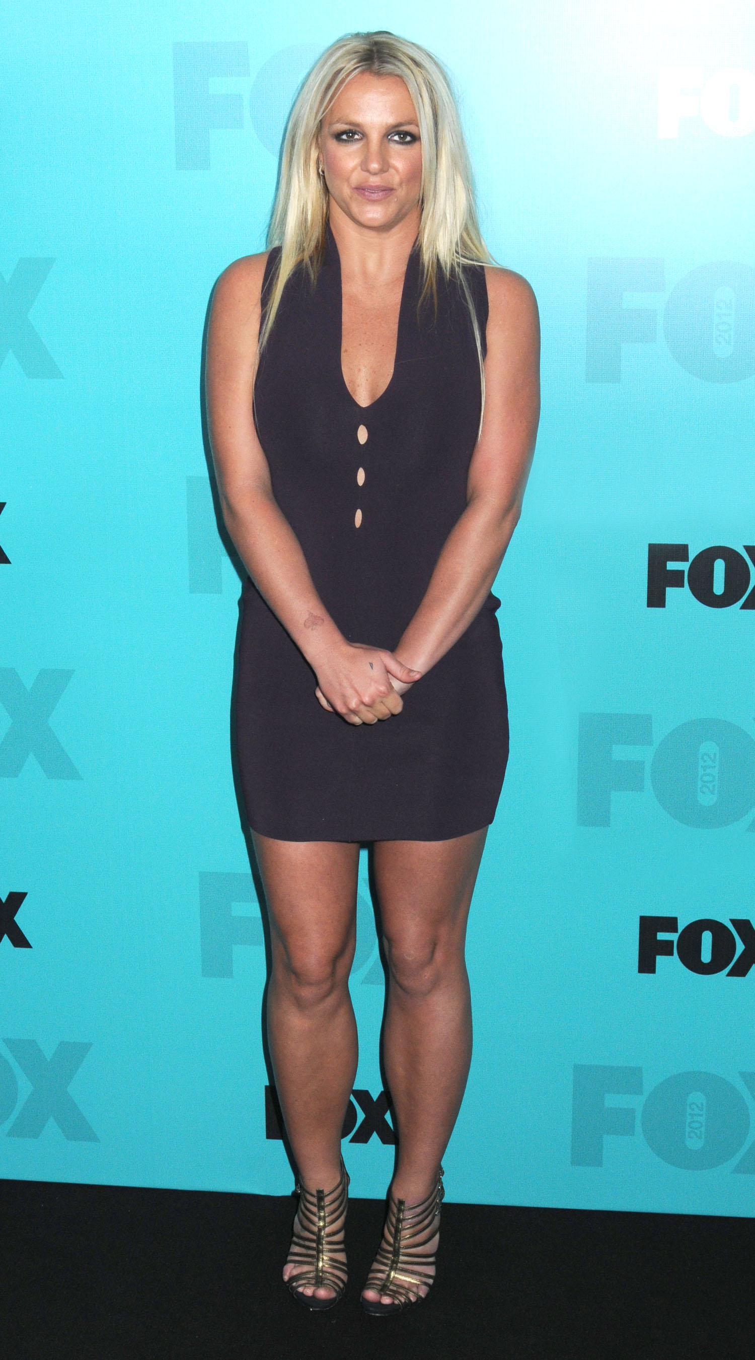 Britney Spears Fierce At Fox Upfronts Idolator