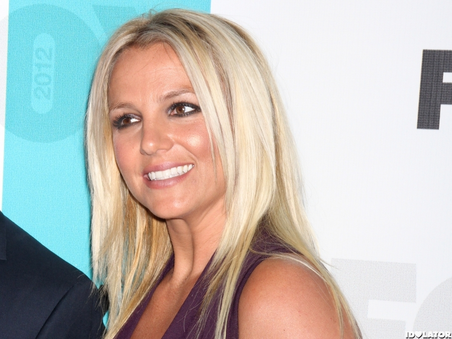 Britney Spears Fox 2012 Upfronts In NYC