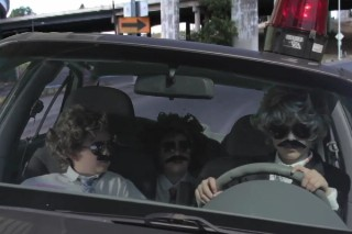 "Kids Reenact Beastie Boys' ""Sabotage"" Video In Tribute To Adam Yauch"