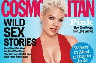 Pink Talks Motherhood And New Music In 'Cosmopolitan':Morning Mix