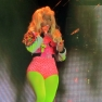 Nicki Minaj on stage