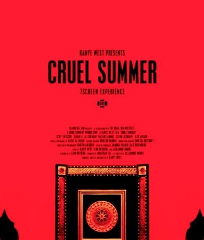 Kanye West Cruel Summer