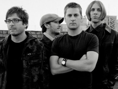 Matchbox Twenty black and white