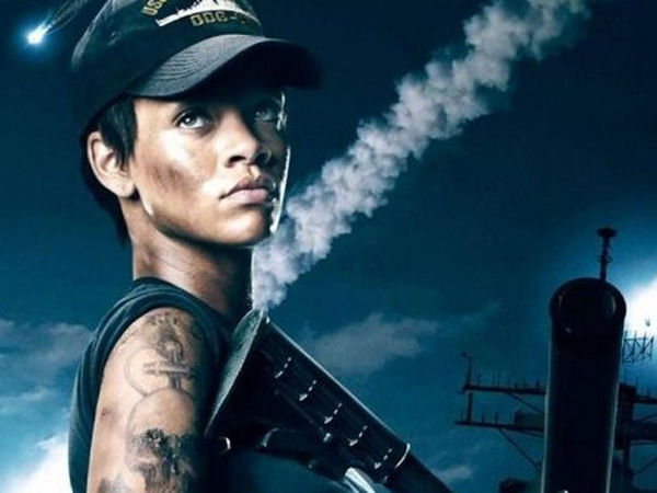 'Battleship' Opened Today, So We're Live Tweeting It!