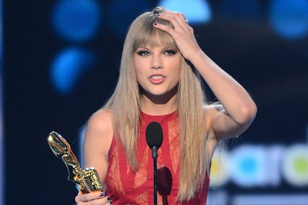 taylor swift 2012 billboard music awards
