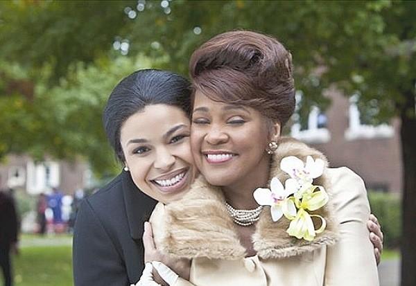 Whitney Houston Jordin Sparks Sparkle Celebrate Duet